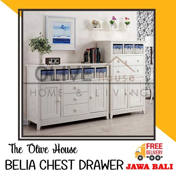 [New Product] Belia Chest 34/54 Deals for only Rp1.899.000 instead of Rp2.182.760