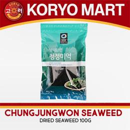 chungjungwon seaweed 100g / 20g / kelp 150g
