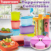 Tupperware Petite Fiesta (8pcs)/lolly tup (3 pcs)/Fun Tumblers (6pc/Small saver (6pc)/Star Bowl