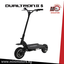 ★Official Korea Minimotors.sg★100% Authentic★ Durltron II ELECTRIC E-SCOOTER [Export Set]