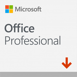 OFFICE PROFESSIONAL 2019 ALL LANGUAGES APAC DM ONLINE PRODUCT KEY LICENSE 1 LICENSE DOWNLOADABLE