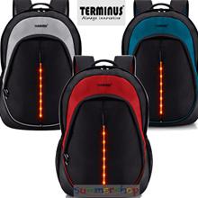 Terminus Bikerz Backpack - Designed for Bikers