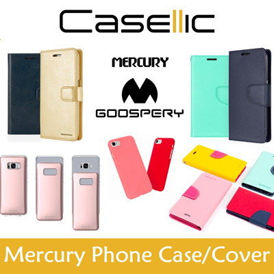 Mercury Goospery Phone Case iPhone XS Max XR XS X 8 Plus 7 6s 6 Samsung 5220a037b