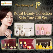 3rd Time Restocked! 70% OFF (K-Beauty event) THE HISTORY OF WHOO Gift sets