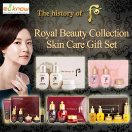 70% OFF (Mothers Day Event) THE HISTORY OF WHOO Gift sets