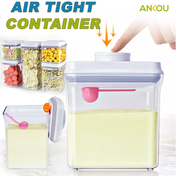 ?Air Tight Milk Powder Food Container? CONTAINER Deals for only S$10.8 instead of S$0