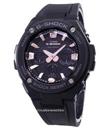 6b69fc0a24f  CreationWatches  Casio G-Shock GST-S310BDD-1A Illuminator Analog Digital  200M
