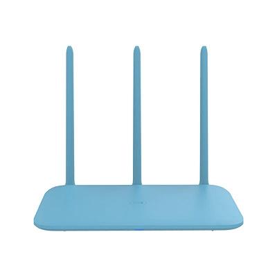 【正品】小米路由器4Q★MiNET一鍵快連智能設備高增益全向3天線,覆蓋廣。 450Mbps無線速率體驗快速上網