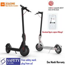 Original Xiaomi Mijia M365 Smart Electric Scooter foldable mi lightweight long board hoverboard skat