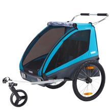 THULE Coaster XT Bike Trailer + Stroller