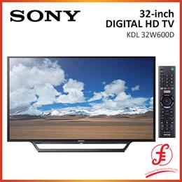 Sony KDL-32W600D SMART TV 32inch DVBT2 DIGITAL HD TV