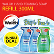 BUY 6 FREE 6 | Walch Foaming Hand Wash Refill  | Free Delivery
