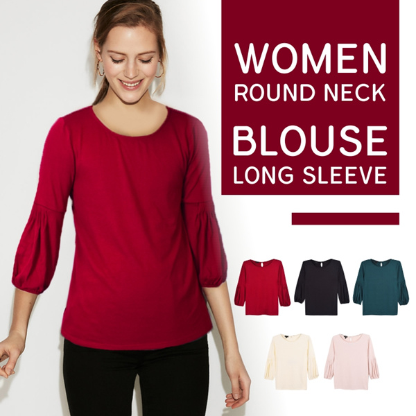 New Collection Branded Women Blouse Deals for only Rp72.000 instead of Rp72.000
