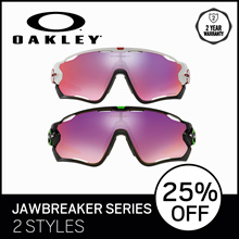 [25% off] Oakley Sunglasses Jawbreaker PRIZM OO9270 - size 31 - 2 Colours Available.