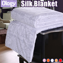 12 Designs! Comfortable Wellness SILK Blanket Quilt Bedding Set Flannel Fleece Coral Bed Sheet