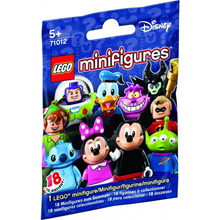 LEGO Minifigures 71012 The Disney Series (RANDOM PACK OF 3)