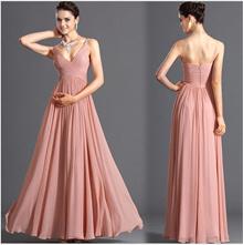 Euro Woman Wedding/Dinner/Party Long Dress (Size S-XL)