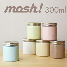 DOSHISHA Insect bacon, soup bucket / food container vacuum insulation food pot 0.3L mosh! (Moss!) DMFP300