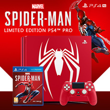 ★NEW LAUNCH★ SONY Playstation 4 - Limited Edition Spider-Man Bundled. Local Stocks and Warranty