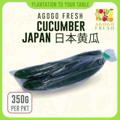 29 Cucumber Japan 日本黄瓜 (350g)