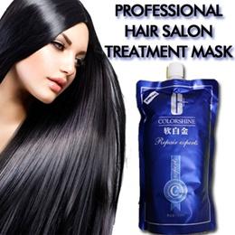 Silky Hair Secret-Gold Max Professional Hair Salon Treatment/Hair marsk/Hair care/need not heat up