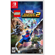Nintendo Switch LE GO Marvel Super Heroes 2