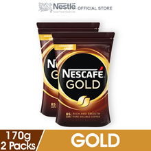 NESCAFE GOLD Refill 170g x2 packs
