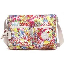 KipLing Kipling Outlet CORALIE Print Cross Body Shoulder Bag HB6513 879
