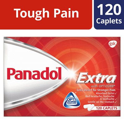 Panadol Extra Pain Relief (Headache and Pain)