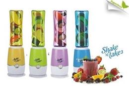 Brand New Original Shake n Take 3-Gen (2014) Smoothie Maker (3rd-Gen) 500ml. Portable Fruit Juice Mixer. Shake Blender. Local SG Stock and warranty !!