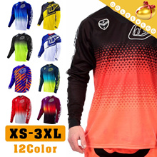 Sports Wear◆TLD long sleeve cycling jersey◆High-level quality / Bicycle/ Motocycle/XS-3XL
