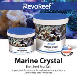 47ebb20bb7c9f9 RevoReef Marine Crystal Reef Salt for LPS SPS Marine Aquarium 25KG (Treats  806.25