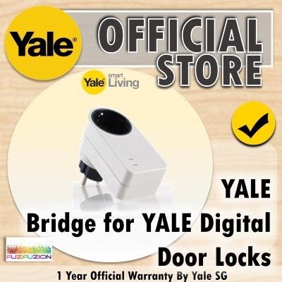YaleYale Link Bridge Wifi Enabled For Yale Digital Locks [YDD424 / YDM4109  / YMF40 / YDR50G / YDR30G]