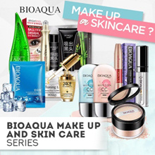 BIOAQUA  SKIN CARE Collection | Mask Essence scrub Masker Mata serum pore black mask toner gel spray