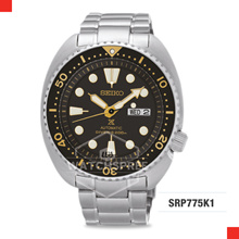 *APPLY 25% OFF COUPON* [SEIKO] Seiko Prospex Turtle Automatic Diver Watch SRP775K1. Free Shipping!