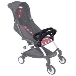 [YOYA] Stroller Adjustable Armrest Front Bar bumper  I Compatible with YOYO and other cabin stroller