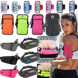 2019 Lowest Price Armband / Waist Pouch ◆ for Running Cycling Workout Sports ◆ Fits Most Phones