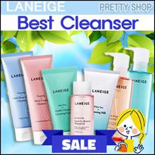 ★Laneige★ Multi deep clean/ Mini Pore Deep Foam/ Moist Cream Cleanser/Lip Eye Remover/Cleansing oil