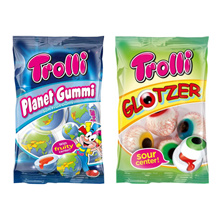 Trolley Earth Jelly (4 pieces)