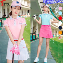 Golf Women Polo Tees - 5 Designs and Many Colours TOP