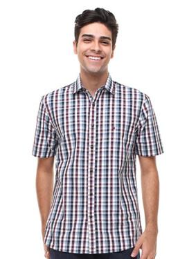 Regular Fit - Formal Shirt - Motif Box - Color Variations