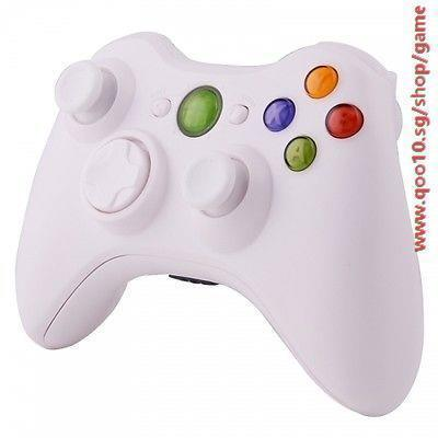 Matte White Replacement Kit Custom for Xbox 360 Wireless Controller Shell  Replacement Mod Kit