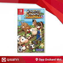 [Switch] Harvest Moon: Light of Hope Standard Edition