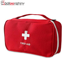 Portable First Aid Emergency Medical Kit Survival Bag Medicine Storage Bag For Travel Outdoor Sports