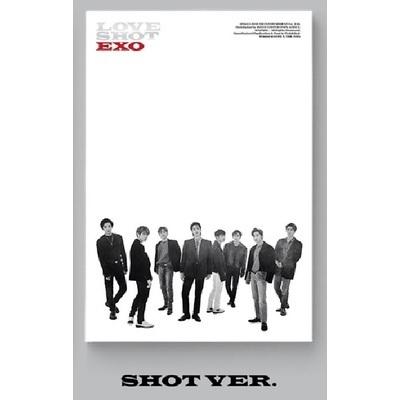[ EXO ] LOVE SHOT (5TH REPACKAGE ALBUM)
