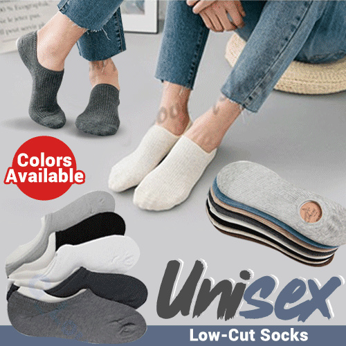 Mens Socks Loafers Socks Invisible Low-cut Boat Non-Slip Bamboo Fiber Modal Breathable Mesh Cotton Deals for only Rp9.900 instead of Rp9.900