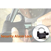 Secure Your Home With Maximum Security Alarm Lock With 110db Ultra Loud Sound Protection