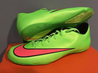 NIKE MERCURIAL VICTORY V IC INDOOR COURT FUTSAL FOOTBALL SOCCER SHOES 2d9475eea325b