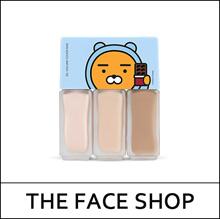[THEFACESHOP] Hoodie Ryan Mini Make Up Bar #Volume Cover Bar 4.5g * 3ea