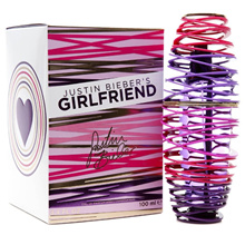 [pinkcity.sg] JUSTIN BIEBER GIRLFRIEND EDP - 100ML